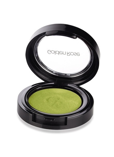 Golden Rose Gr. Sılky Touch Pearl Eyeshadow No:108 Yeşil